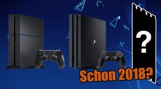 PlayStation 5: Sony könnte schon 2018 die neue Konsole veröffentlichen