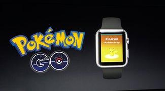 Pokémon GO für Apple Watch: Release in abgespeckter Version für Apples intelligente Uhr