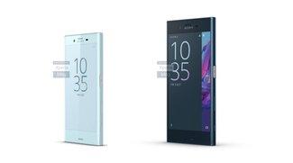 Sony Xperia XZ und X Compact: Pressebilder enthüllen neue Details