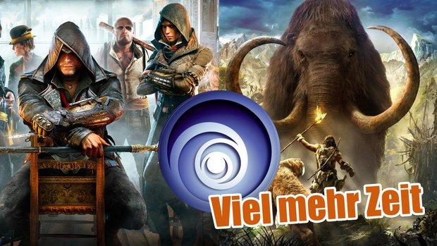Ubisoft: So will der Publisher künftig die Qualität gewährleisten