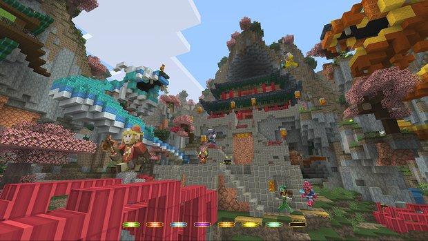 Minecraft: Kostenloses Konsolen-Update bringt Dich nach China