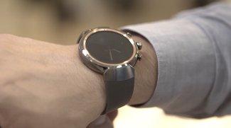 Asus ZenWatch 3: Edle Smartwatch ab sofort vorbestellbar
