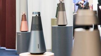 BeoSound, zwei neue drahtlose Lautsprecher von Bang & Olufsen