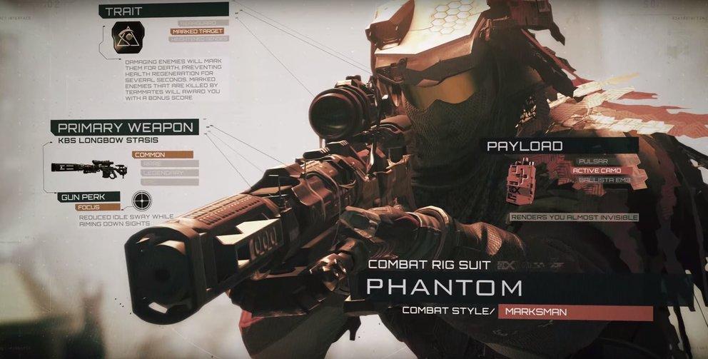 Diesen Sniper sieht man nicht kommen.