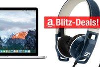 Sonntagsangebote:<b> MacBooks, Sennheiser Urbanite, Lautsprecher und mehr heute günstiger</b></b>