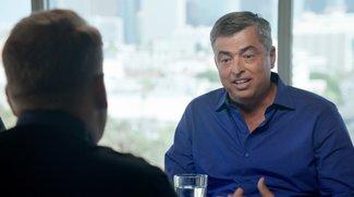 Apples Fernsehstrategie: Eddy Cue traf Paramount- und Sony-Vertreter