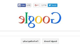 elgooG: Google rückwärts - Suchmaschine steht Kopf