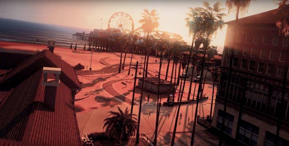 Mit der Redux-Version von GTA 5 zeigt sich Los Santos von einer schöneren Seite.