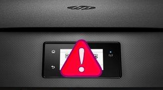 HP-Drucker: Update entfernt Sperre für Druckerpatronen anderer Hersteller