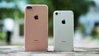 iPhone 7 und iPhone 7 Plus im Test: Die diamantschwarze Fusion
