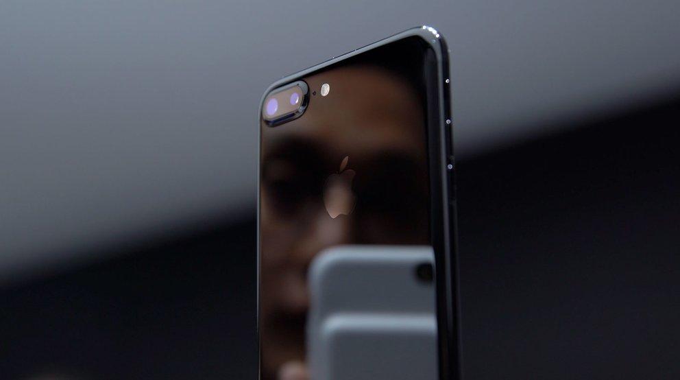 iPhone 7 Plus – Diamantschwarz