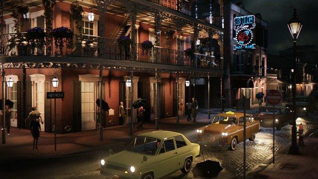 Mafia 3: Spielwelt ist größer als Fallout 4 und kleiner als Red Dead Redemption