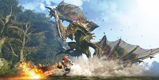 Monster Hunter bekommt einen Live-Action-Film