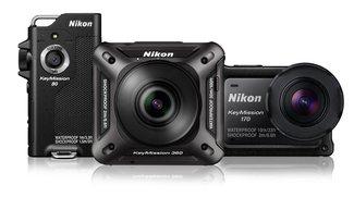 Photokina: Nikon stellt Vlog-, Action- und 360-Grad-Kameras vor