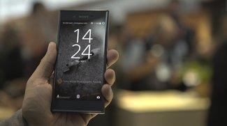 Sony Xperia XZ ab sofort in Deutschland erhältlich