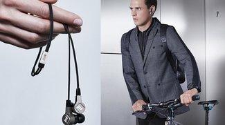 Kopfhörer, In-Ears und mobiler Lautsprecher: Porsche Design und KEF kooperieren