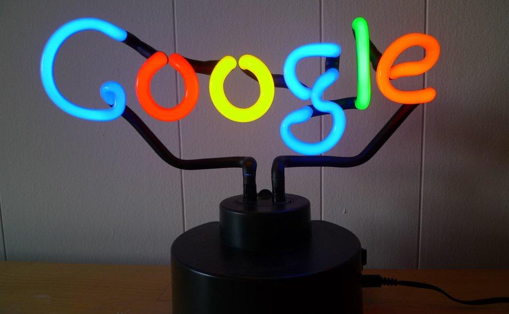 Wo ist der Sitz von Google?