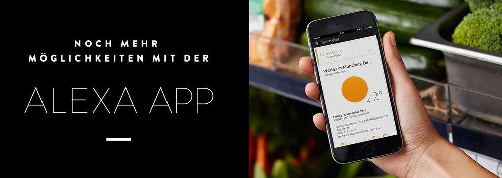 Alexa App einrichten