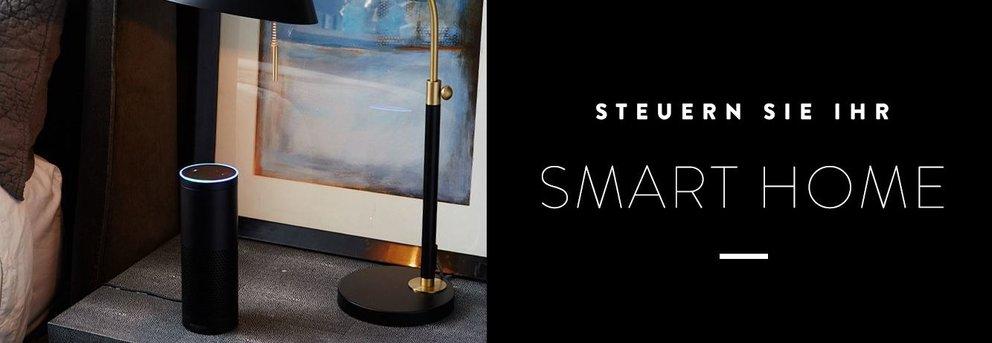 Alexa Sprachbefehle Smart Home