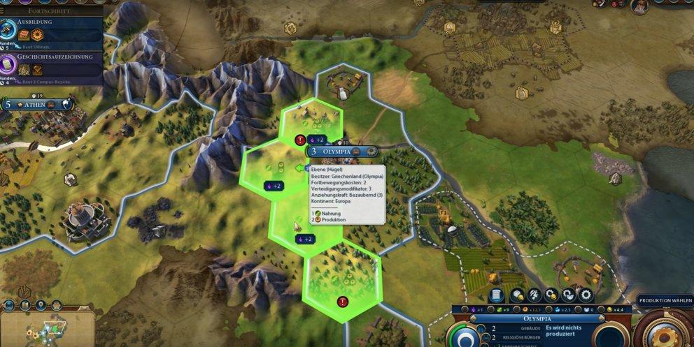 Civilization 6 Einsteiger Tipps