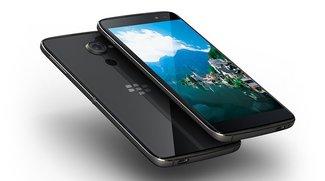 BlackBerry DTEK60 offiziell vorgestellt: Neues Flaggschiff mit besonderer Frontkamera
