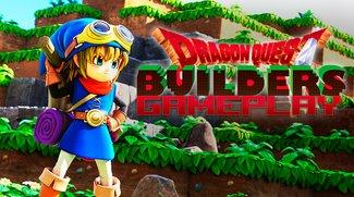 Dragon Quest Builders: Die ersten 15 Minuten Gameplay