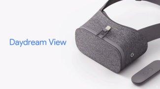VR-Headset Daydream View von Google vorgestellt: Neuer Stoff für die Realitätsflucht