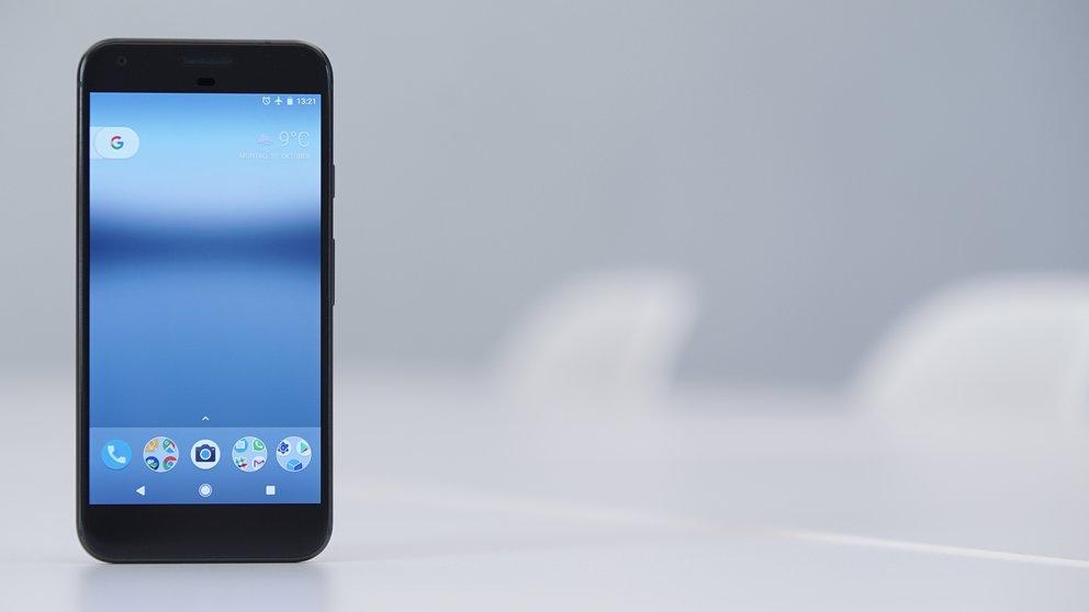 Google Pixel XL im Test: Große Erwartungen, kleine Enttäuschungen