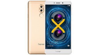 Honor 6X: Günstiges Dual-Kamera-Smartphone mit großem Akku vorgestellt