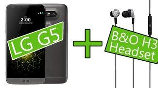 Headset im Wert von 149 Euro beim Kauf des LG G5 gratis abstauben