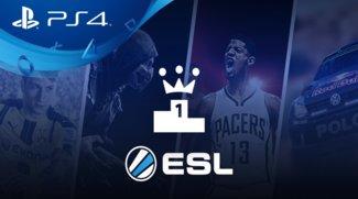 PlayStation 4 goes E-Sport: Tournament-Feature-App bringt kompetitive Matches auf die Konsole