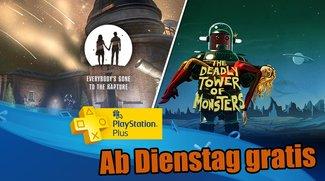 PlayStation Plus: Diese Spiele gibt es im November geschenkt