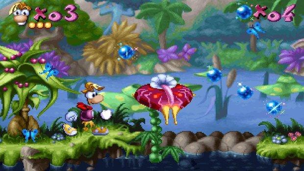 Fast vergessenes Rayman-Spiel für das SNES taucht nach 24 Jahren wieder auf
