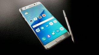 Galaxy Note 7 in US-Flugzeugen jetzt eine Straftat –manche wollen es trotz allem behalten