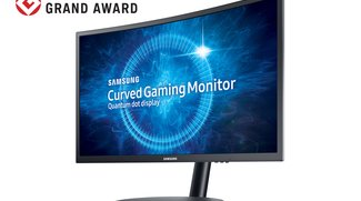 Samsung CFG70: Curved-Gaming-Monitore der Extraklasse heute gelaunched