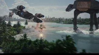 Star Wars Rogue One: Neuer Trailer macht Lust auf mehr