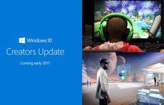 Creators Update: Windows 10...