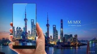 Xiaomi Mi Mix Nano: Randloses Smartphone erhält kleinen Bruder mit 5,5-Zoll-Display