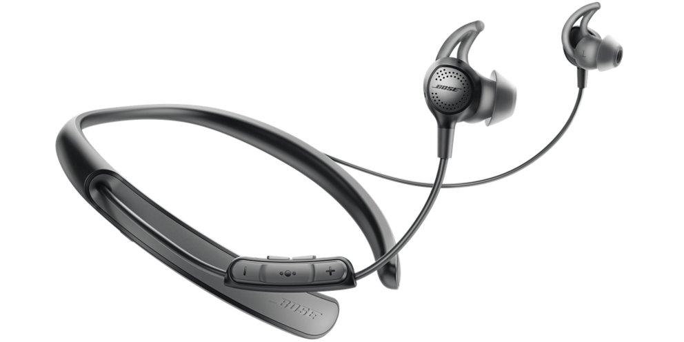 Bose QuietControl 30 mit aktiver Geräuschunterdrückung(Quelle:Bose)