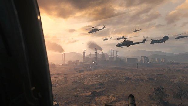 Call of Duty - Modern Warfare Remastered: Systemanforderungen vorgestellt