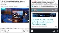 Insider-Tipp: Chrome-Adressleiste an den unteren Bildrand verschieben