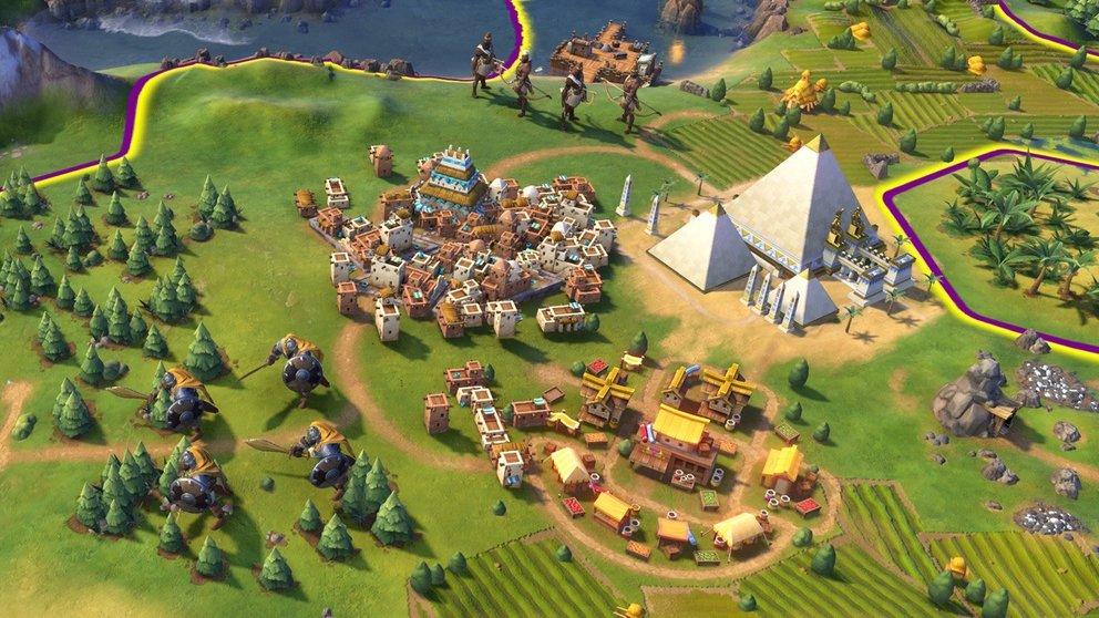 Civilization 6 Kultursieg
