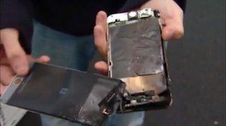 Chinesische Verbraucherorganisation: Beschwerden über brennende iPhone-6-Geräte