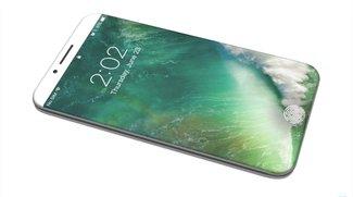 iPhone 8 möglicherweise mit gebogenem OLED-Display