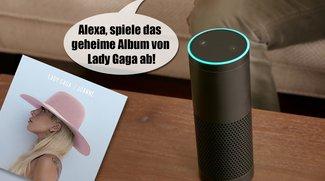 Amazon Alexa leakt Songs von unveröffentlichtem Lady Gaga Album