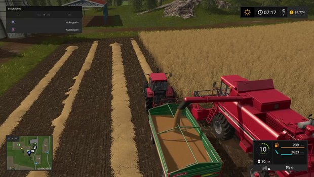 Landwirtschafts-Simulator 17: Multiplayer im Detail