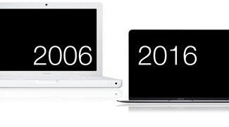 Die Geschichte des MacBook: 10 Jahre Innovation (Überblick)