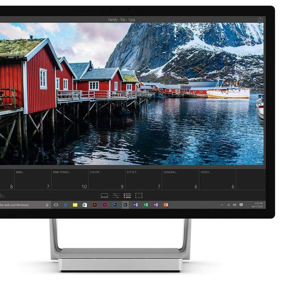 So sieht das Surface Studio aus. Bildquelle: Microsoft