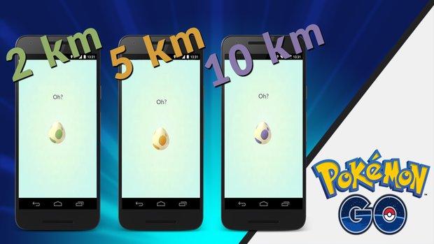Pokémon GO: Neues Update bringt farbige Eier ins Spiel