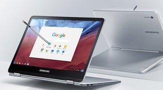 Samsung Chromebook Pro: Innovatives Convertible mit Stylus geleakt